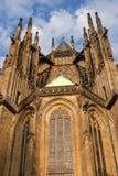 Gotische kerk Royalty-vrije Stock Foto's