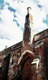 Gotische kerk Stock Afbeelding