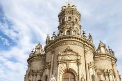 Gotische kerk Royalty-vrije Stock Afbeelding