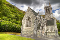 Gotische Kirche Lizenzfreies Stockfoto