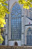 Gotische Kirche Altenberg-Kathedrale Lizenzfreies Stockbild