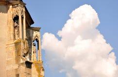 Gotische Kirche in Sebes Lizenzfreies Stockfoto