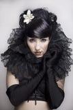 Gotische lolita Royalty-vrije Stock Afbeelding