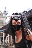 Gotische modeshow Royalty-vrije Stock Afbeelding