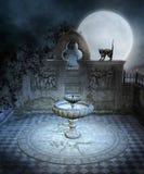 Gotische Ruinen Stockbild