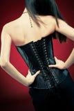 Gotische schoonheid Royalty-vrije Stock Afbeeldingen