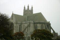 Gotische Steinkirche San-Fracisco Lizenzfreie Stockfotografie