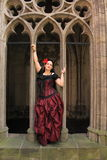 Gotische stijl Royalty-vrije Stock Foto