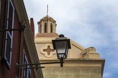 Gotische stijlarchitectuur Stock Foto
