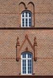 Gotische Verzierung Lizenzfreies Stockfoto