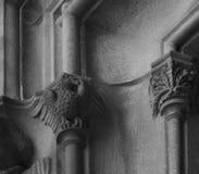Gotischer Adler Lizenzfreies Stockfoto