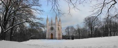 Gotisches ÐÐ ¾ Ð ¿ Ð?Ð? Ð? а, St Petersburg, Russ lizenzfreies stockbild