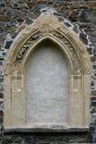 Gotisches Fenster Stockfotos