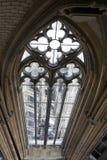 Gotisches Fenster Lizenzfreie Stockbilder