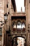 Gotisches Gebäude Lizenzfreie Stockfotos