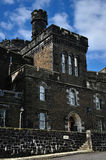 Gotisches Gefängnis in Stirling lizenzfreie stockfotografie