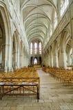 Gotisches Kathedralen-Heiliges Louis Blois Lizenzfreie Stockbilder
