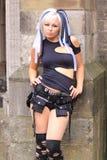 Gotisches Mädchen Lizenzfreie Stockfotos