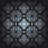 Gotisches nahtloses Muster Lizenzfreie Stockfotografie