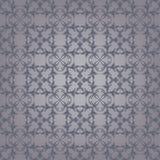 Gotisches nahtloses Muster Stockbild