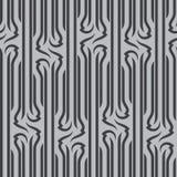 Gotisches nahtloses Muster Lizenzfreies Stockfoto