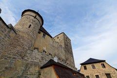 Gotisches Schloss Kost Tschechische Republik Lizenzfreie Stockbilder