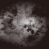 Gotisk antik grå färgsvartbakgrund Arkivbild