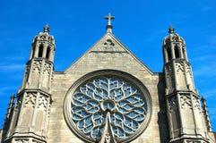 gotisk arkitektur Royaltyfria Foton