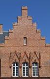 Gotisk danska Royaltyfri Fotografi