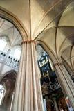 gotisk domkyrkacologne Arkivbild