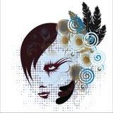 Gotisk framsida Royaltyfri Foto