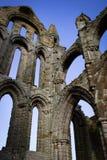 Gotisk gammal sandsten fördärvar Royaltyfri Foto