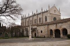 Gotisk kloster Royaltyfri Fotografi