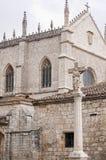 Gotisk kloster Arkivbilder