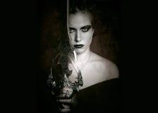 gotisk konstfantasi Royaltyfria Bilder
