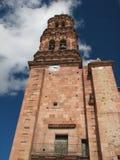 Gotisk kyrka arkivfoto