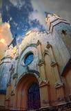 Gotisk kyrka HDR Royaltyfri Foto