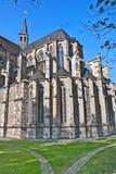 Gotisk kyrklig Altenberg domkyrka Arkivfoton