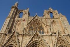 gotisk moské Arkivfoto