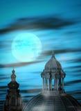 gotisk natt vektor illustrationer