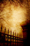 Gotisk plats Arkivbild