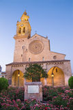 Gotiska Cordoba - - mudejar kyrkliga Iglesia de San Lorenzo Fotografering för Bildbyråer