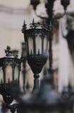 Gotiska lyktor arkivfoton