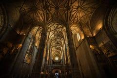 Gotiska Manuelino Arkivfoto