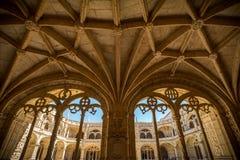 Gotiska Manuelino Royaltyfri Bild