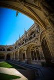 Gotiska Manuelino Fotografering för Bildbyråer