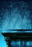 gotiska nätter Arkivbild