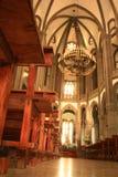 gotiska vändkretsar för domkyrka arkivfoto