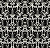 Gotiskt royaltyfri illustrationer