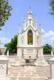 Gotiskt buddismtempel Royaltyfria Bilder